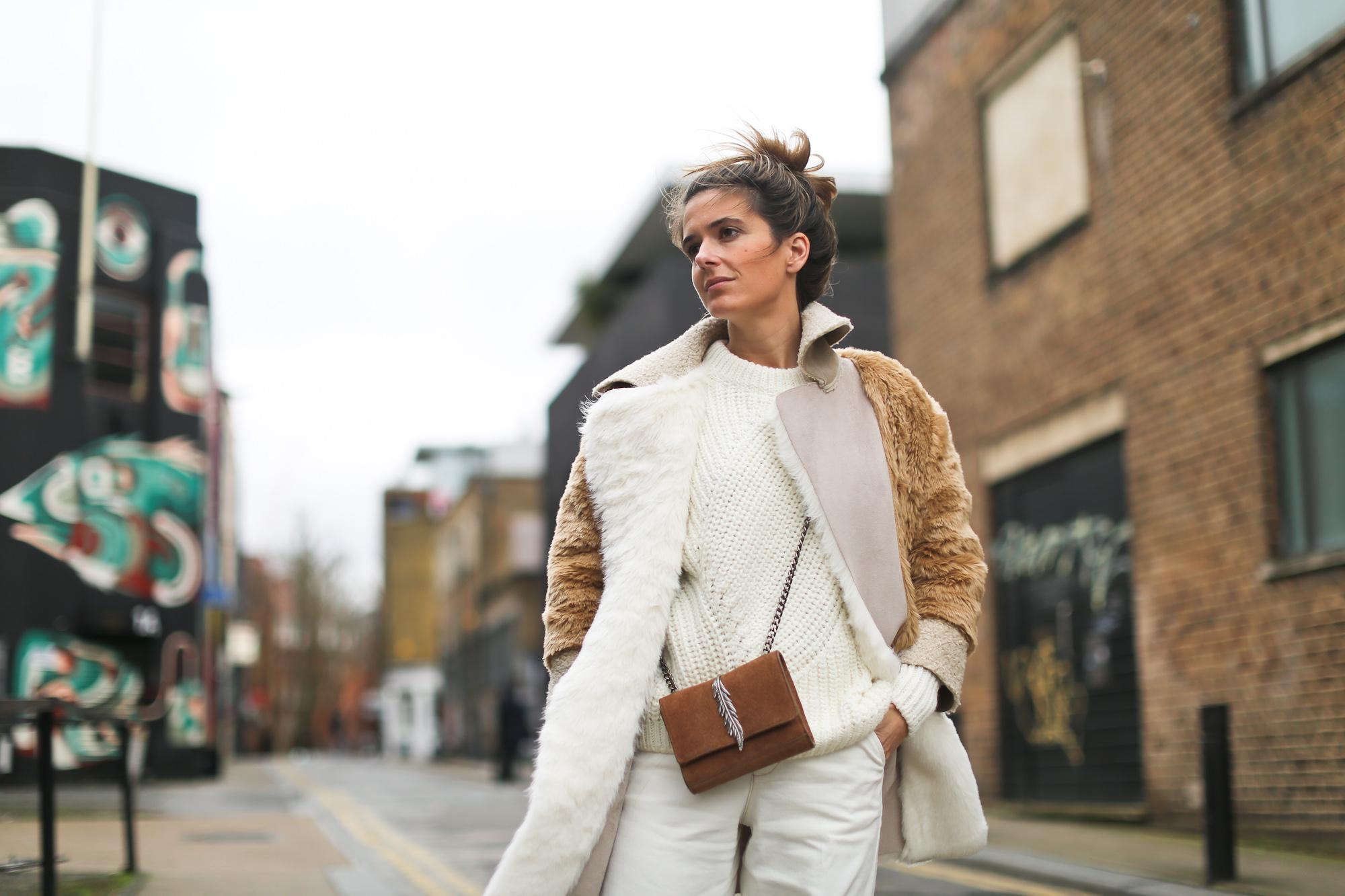Clochet_streetstyle_asos_patchwork_faux_fur_coat_goldengoose_superstar_sneakers_topshopunique_show-8