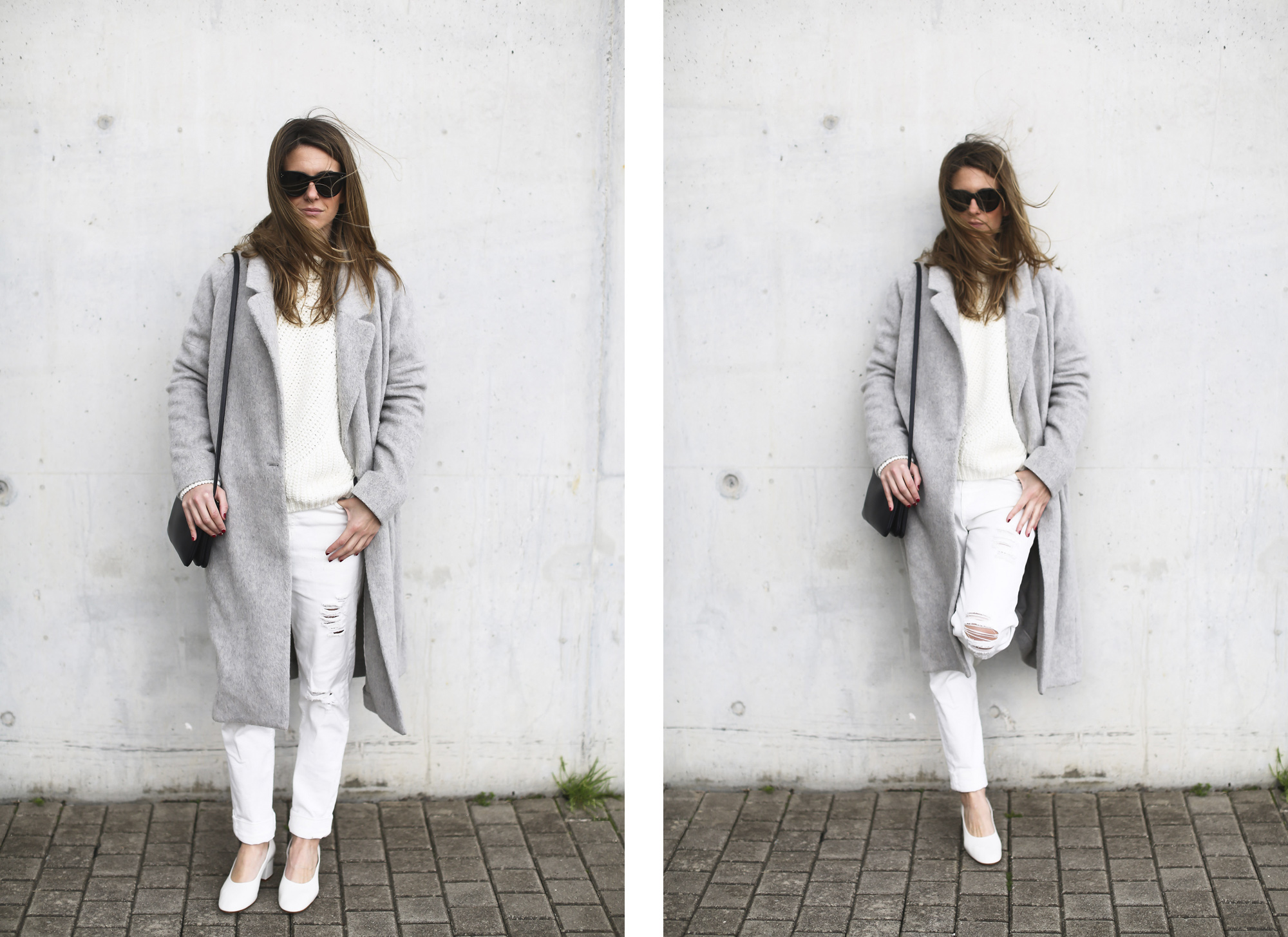 Clochet_streetstyle_wool_long_grey_coat_zara_white_leather_granny_shoes-11