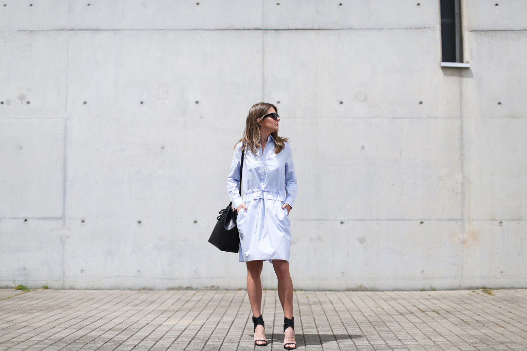 Iris&Ink shirtdress for The Outnet