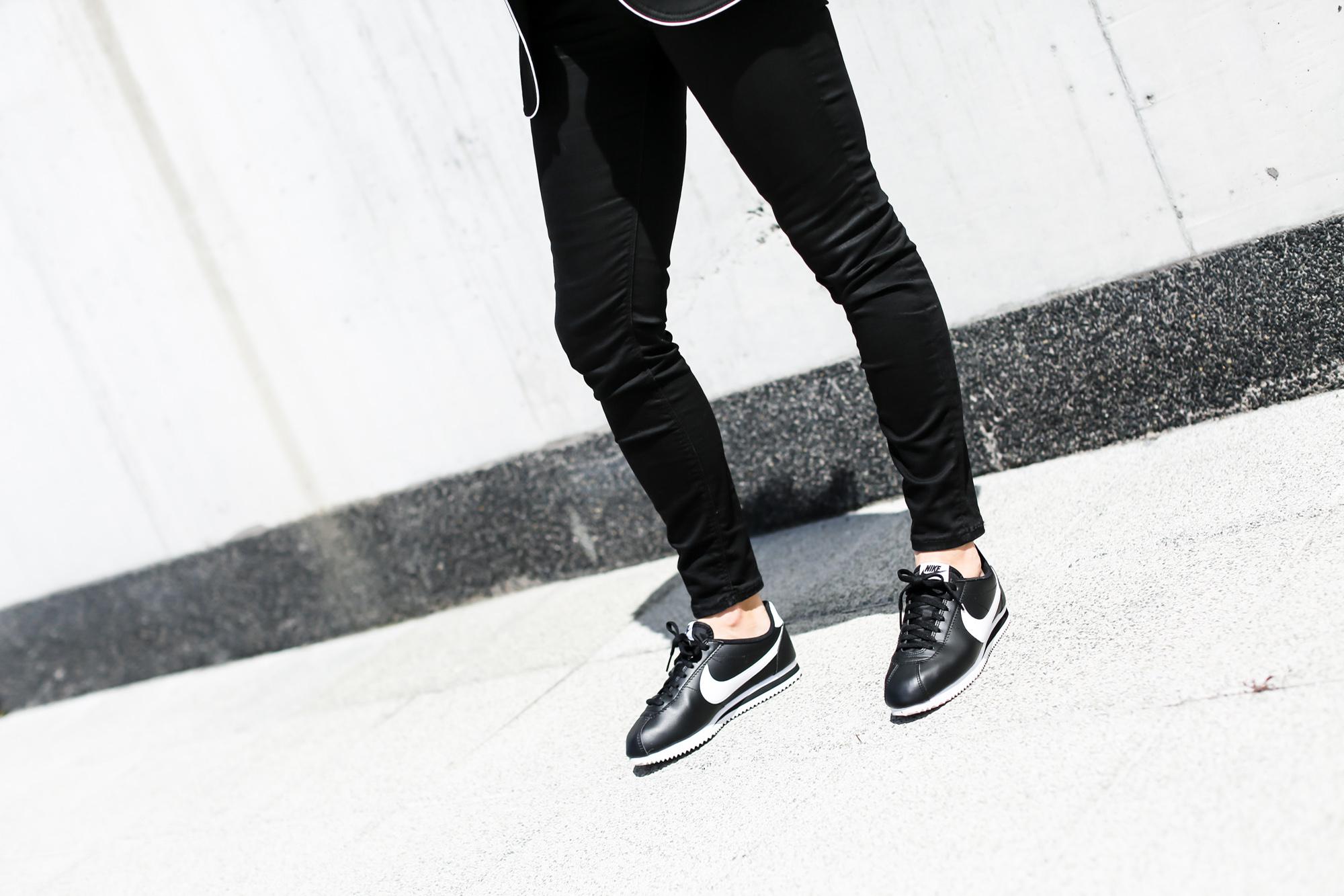 Nike Cortez Street Style