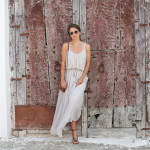 Iris&ink maxi dress for THE OUTNET
