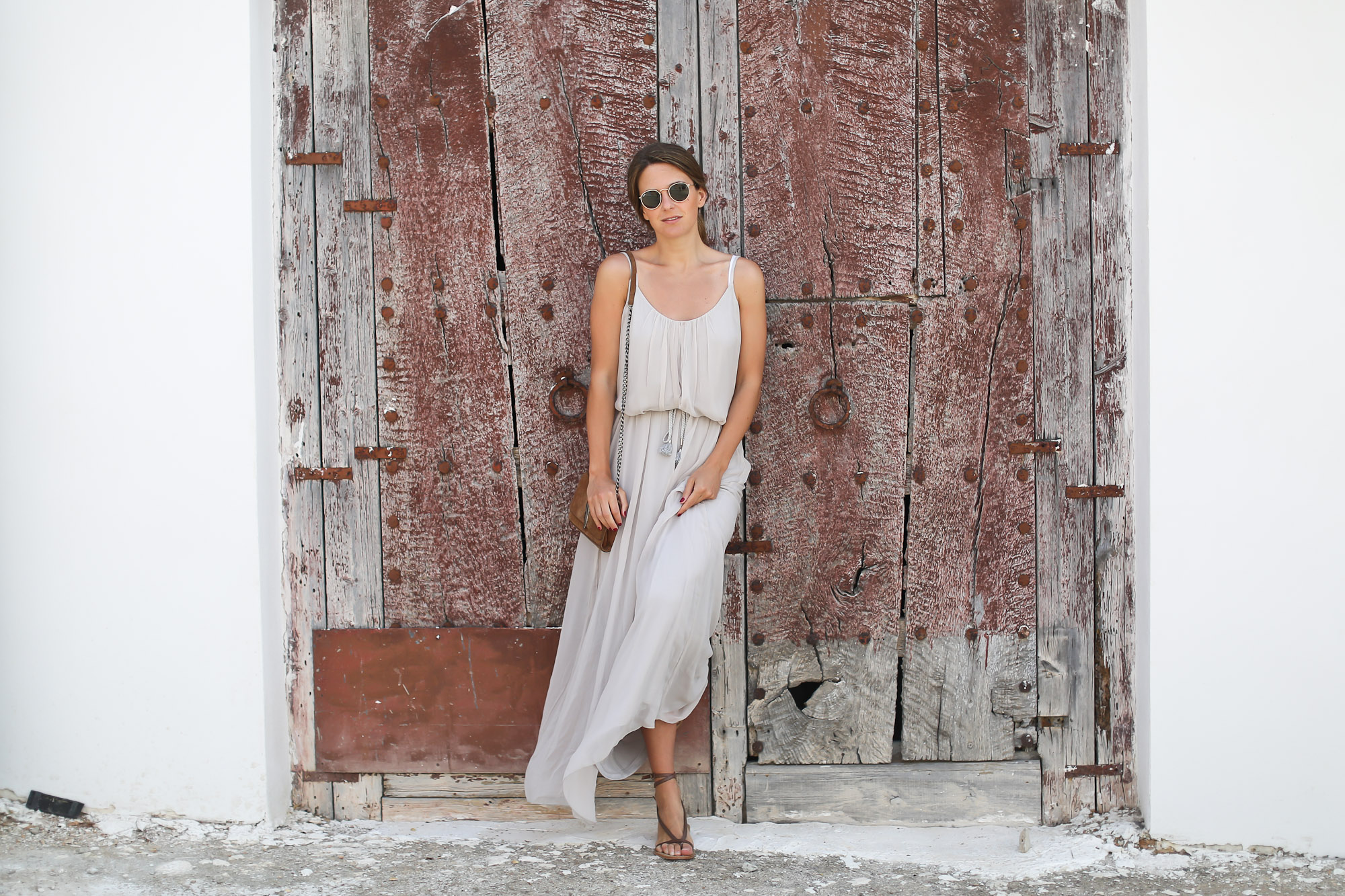 Clochet_streetstyle_theoutnet_irisandink_greek_long_maxidress_romansandals