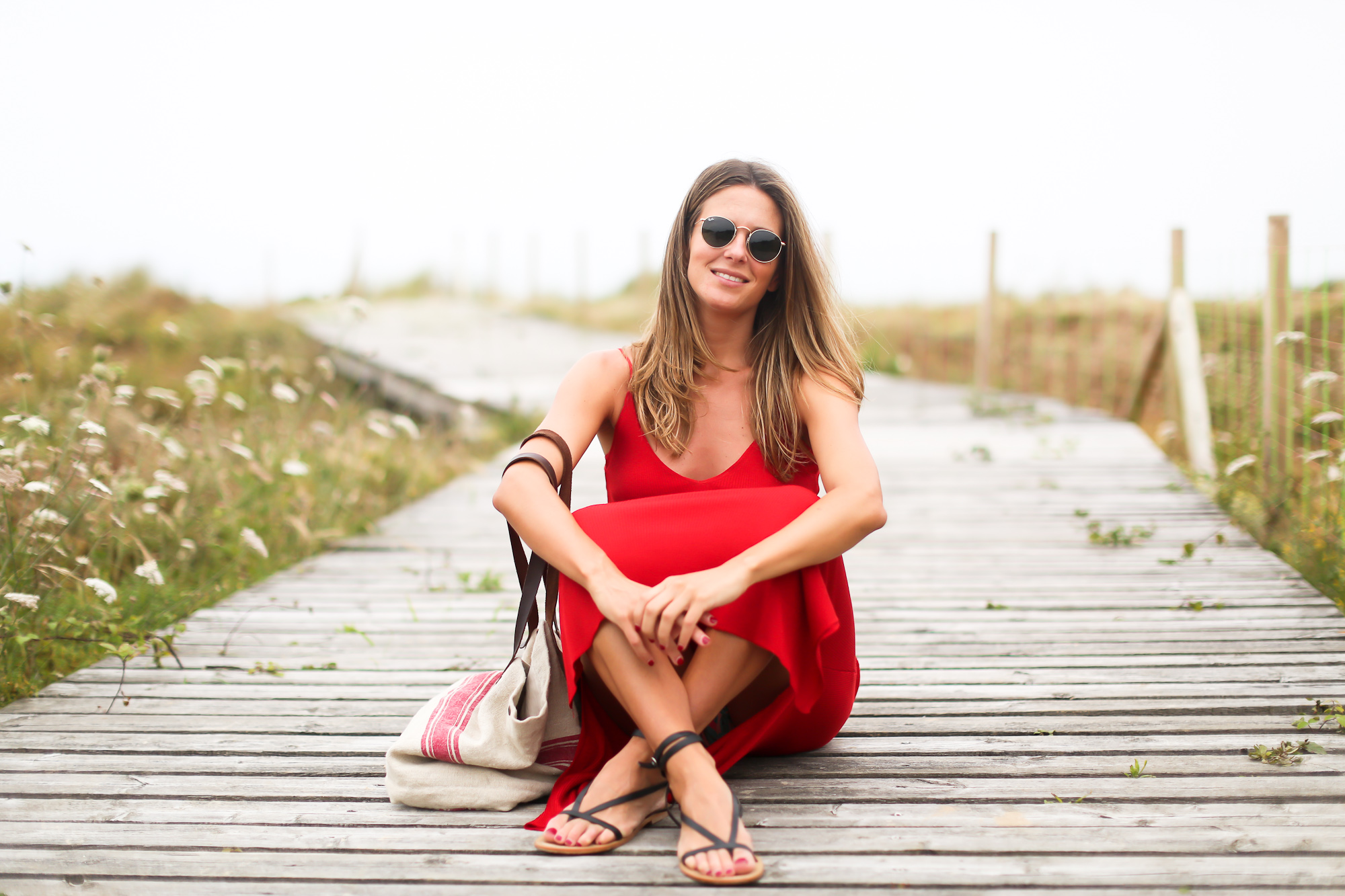 Clochet_streetstyle_zara_limitededition_red_knitdress_artemisia_roman_sandals_maternity_pregnantstyle-5