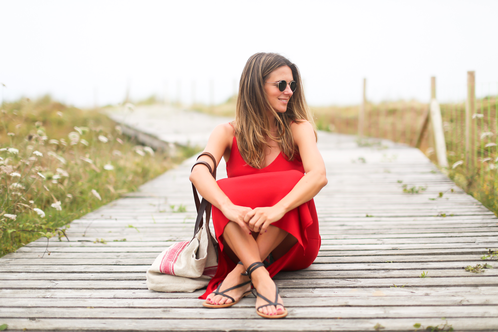 Clochet_streetstyle_zara_limitededition_red_knitdress_artemisia_roman_sandals_maternity_pregnantstyle-6