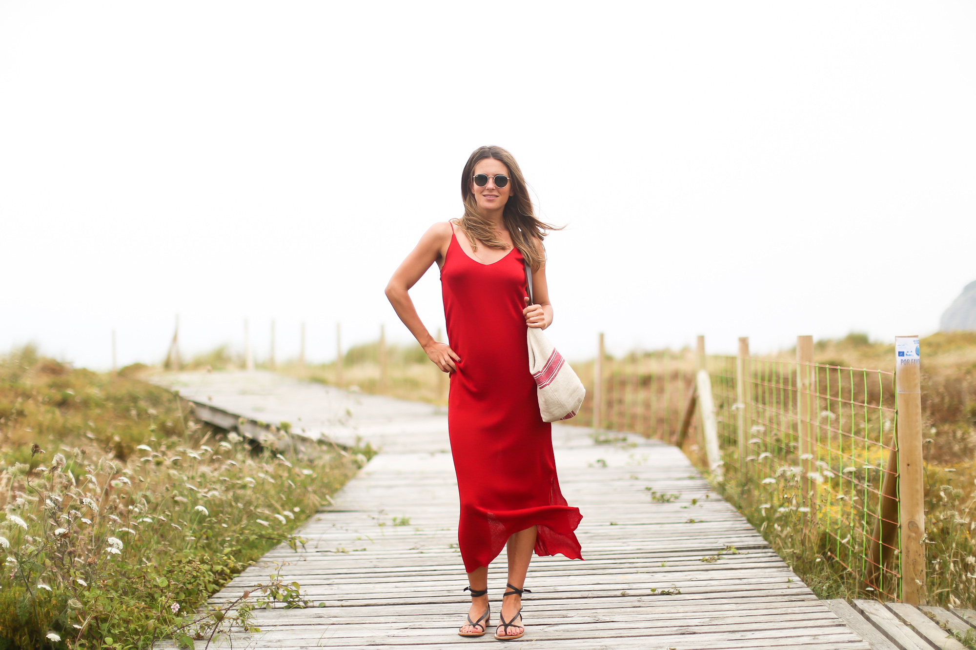 Clochet_streetstyle_zara_limitededition_red_knitdress_artemisia_roman_sandals_maternity_pregnantstyle