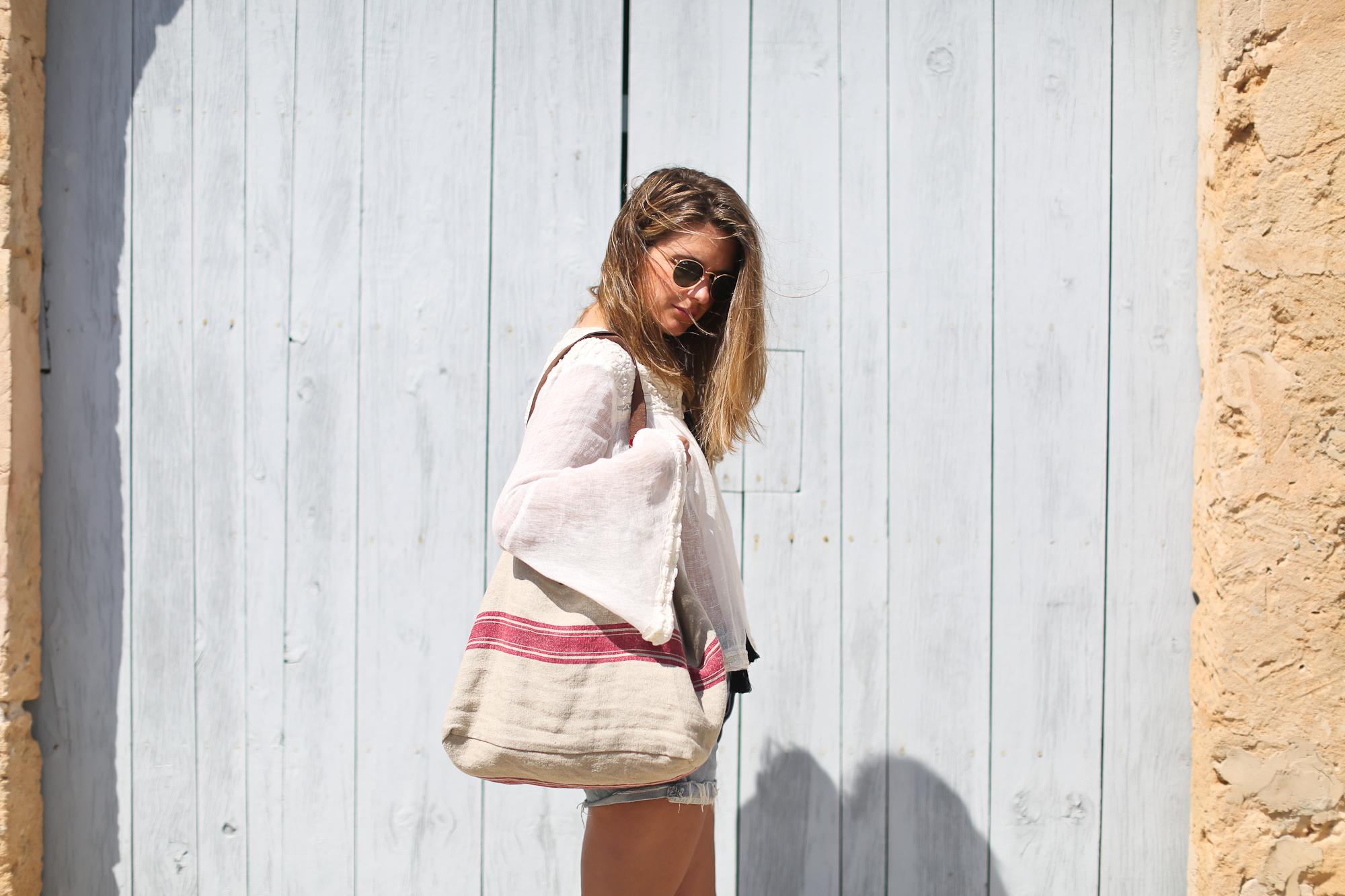 Clochet_streetstyle_zara_embroided_linen_kimonojacket_vintagelevis501shorts-4