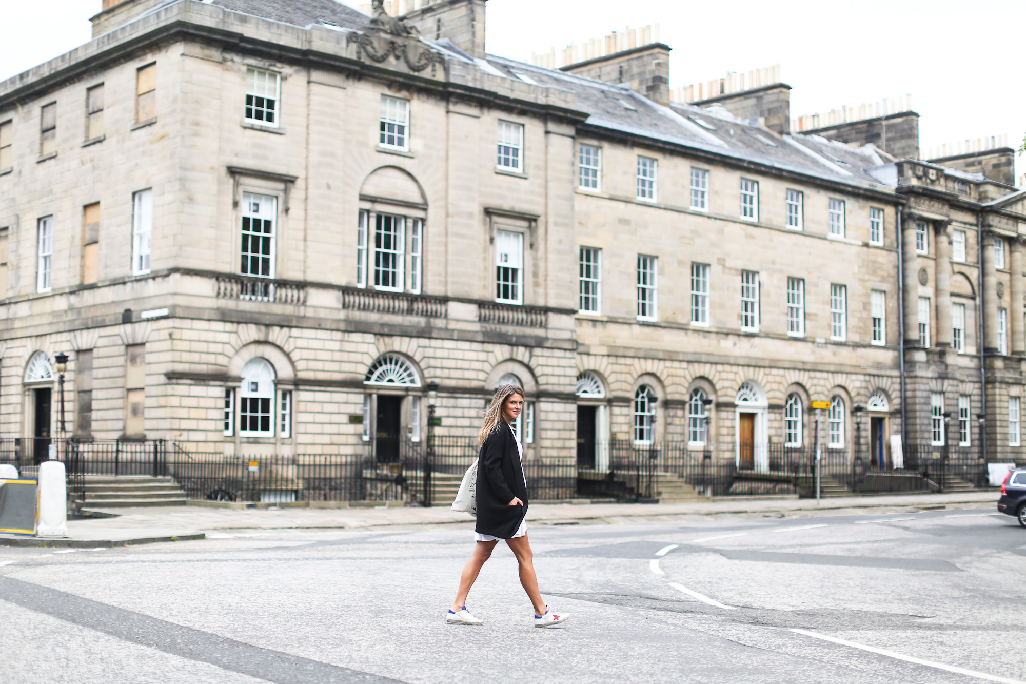 Clochet_streetstyle_zara_littlewhitedress_goldengoosedeluxesneakers_edinburgh-6