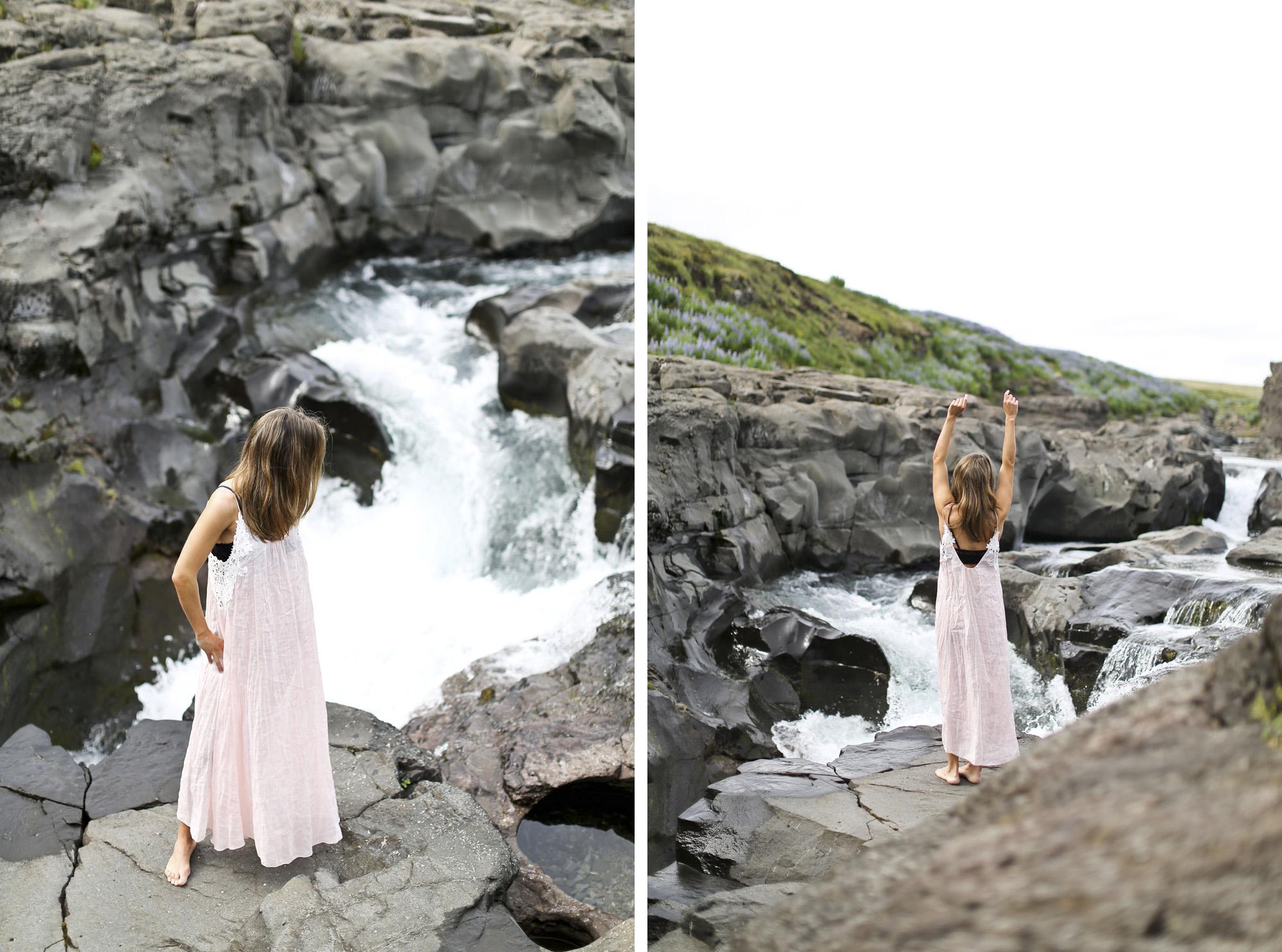 Clochet_streetstyle_zara_long_linen_slip_dress_iceland-11