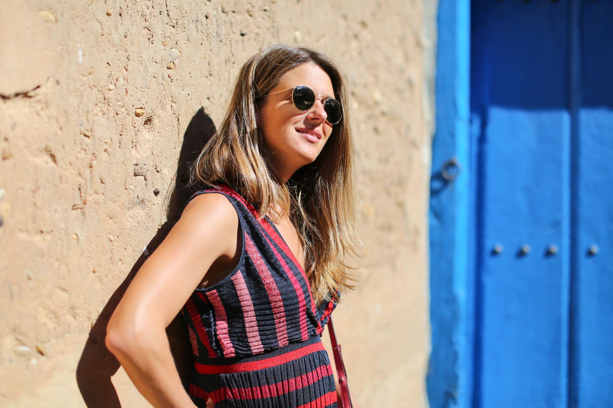 clochet_streetstyle_zara_long_knit_dress_titamad_miniparadisred-2