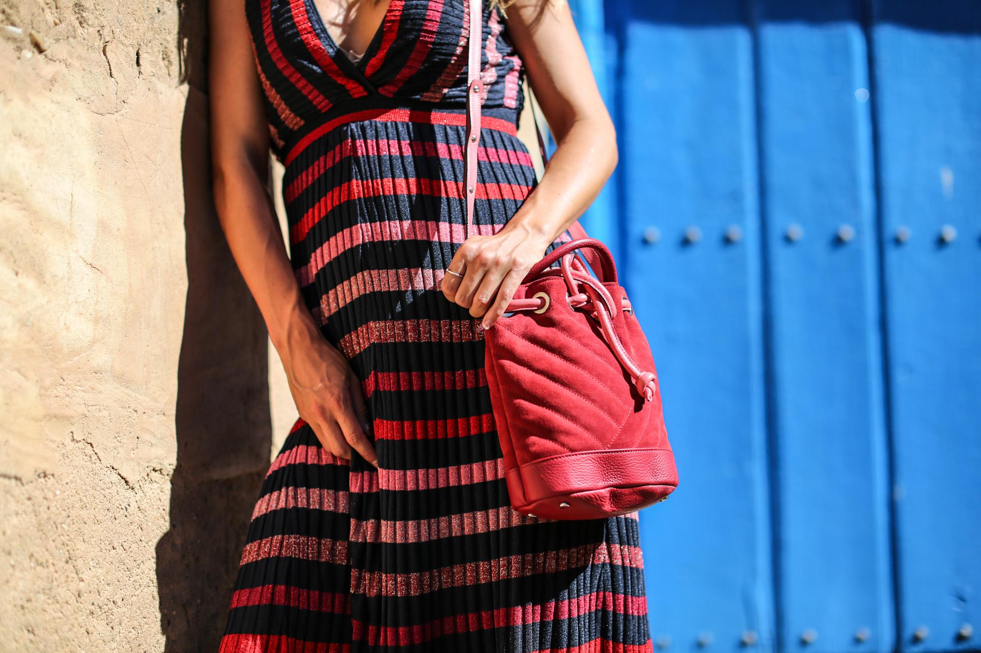 clochet_streetstyle_zara_long_knit_dress_titamad_miniparadisred-3