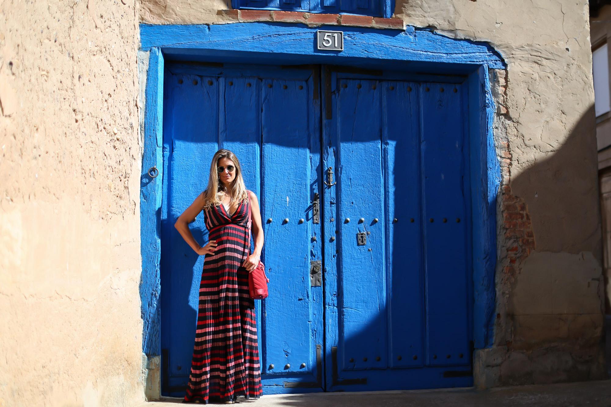 clochet_streetstyle_zara_long_knit_dress_titamad_miniparadisred-7