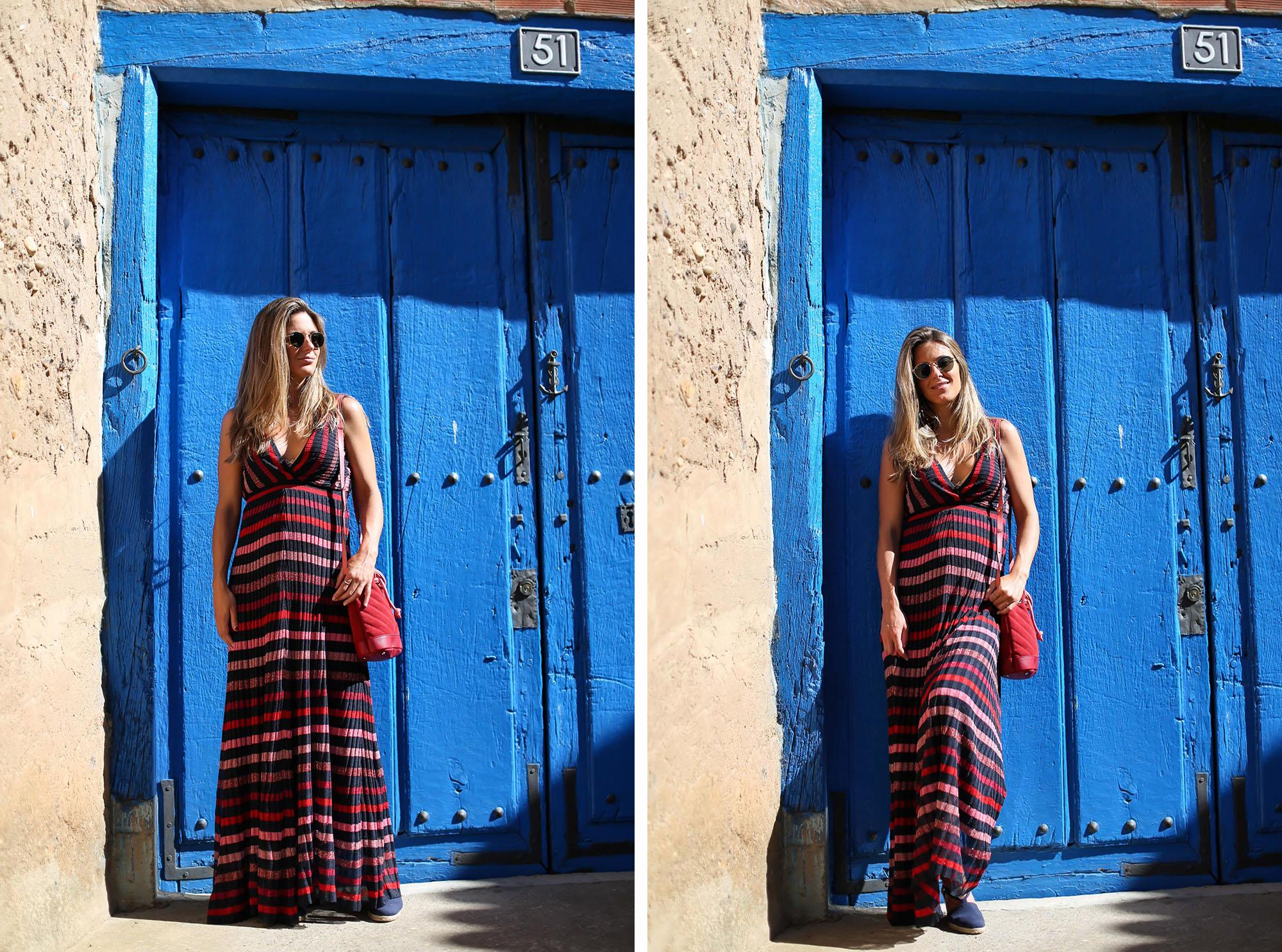 clochet_streetstyle_zara_long_knit_dress_titamad_miniparadisred-8