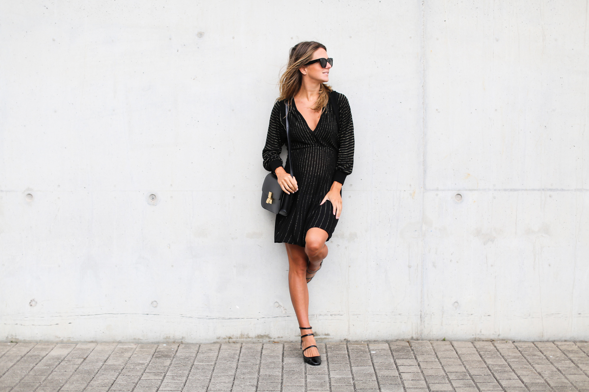 Clochet_streetstyle_fashionblogger_zaraknitdress_specialedition_celineboxbag_celinesunglasses-7