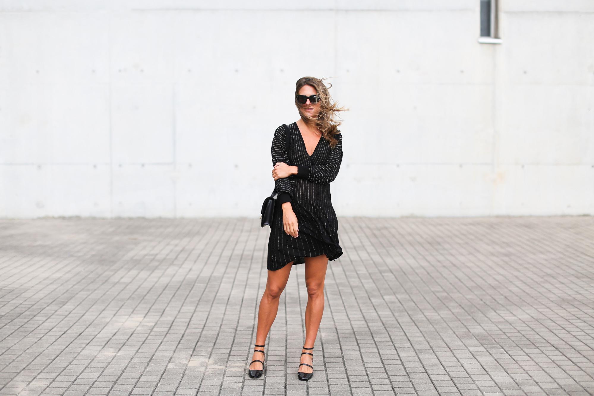 Clochet_streetstyle_fashionblogger_zaraknitdress_specialedition_celineboxbag_celinesunglasses