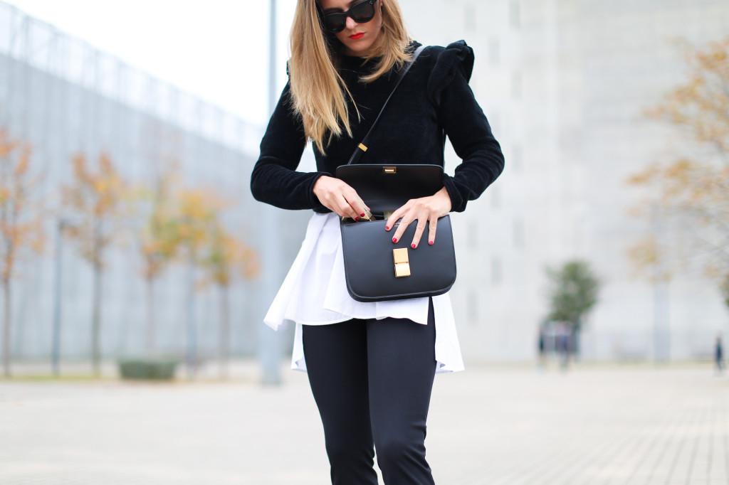 Clochet_streetstyle_fashionblogger_bilbao_yvessaintlaurentbeauty_Blackopiumeaudeparfum_rougerpurcouturecollector_toucheeclat_couturebrowpalette_maquillajenavidad_-5