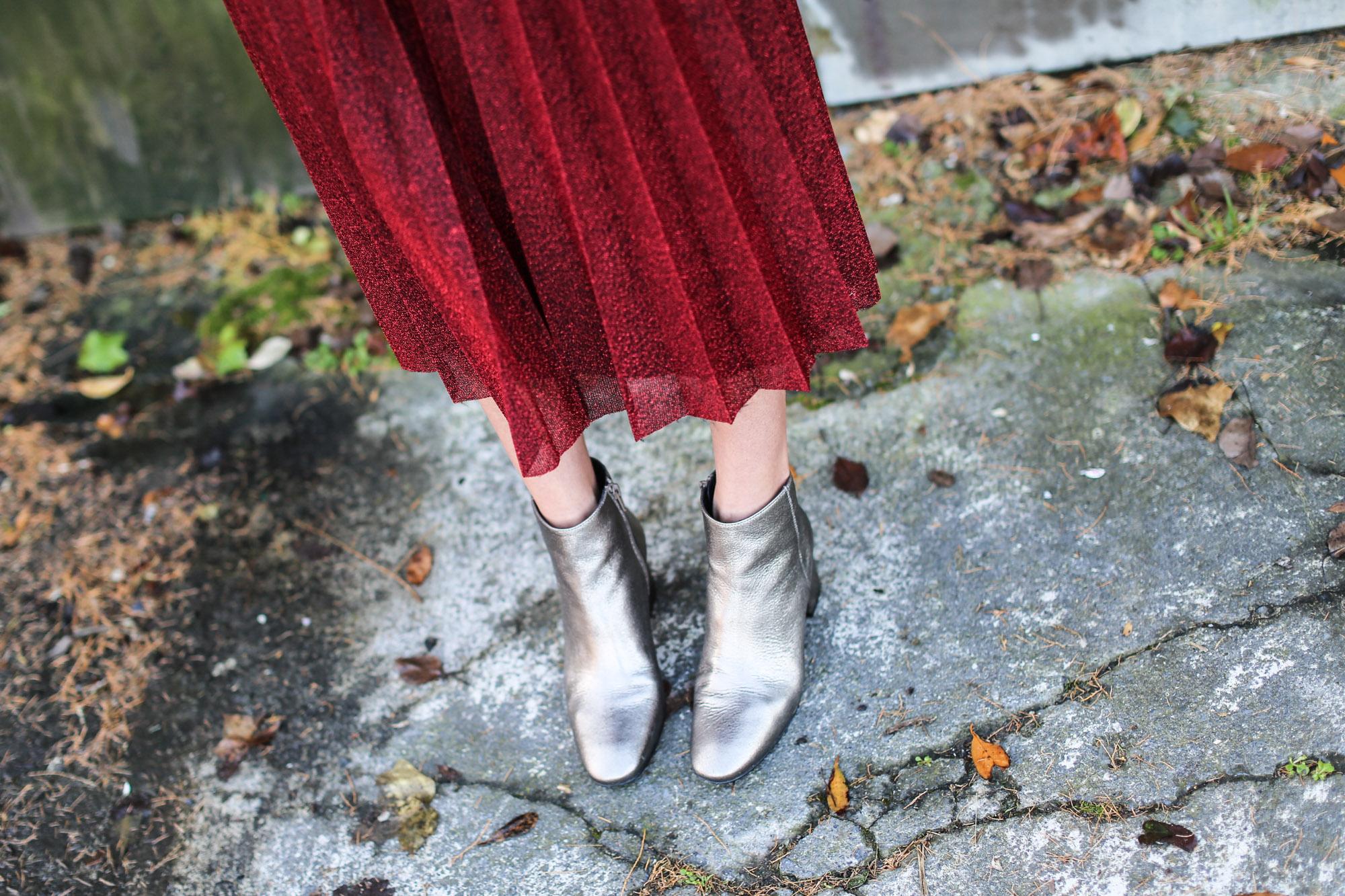 Clochet_streetstyle_fashionblogger_elcorteingles_gloriaortizbotinesbronce_faldaplisadarojaamitie-2