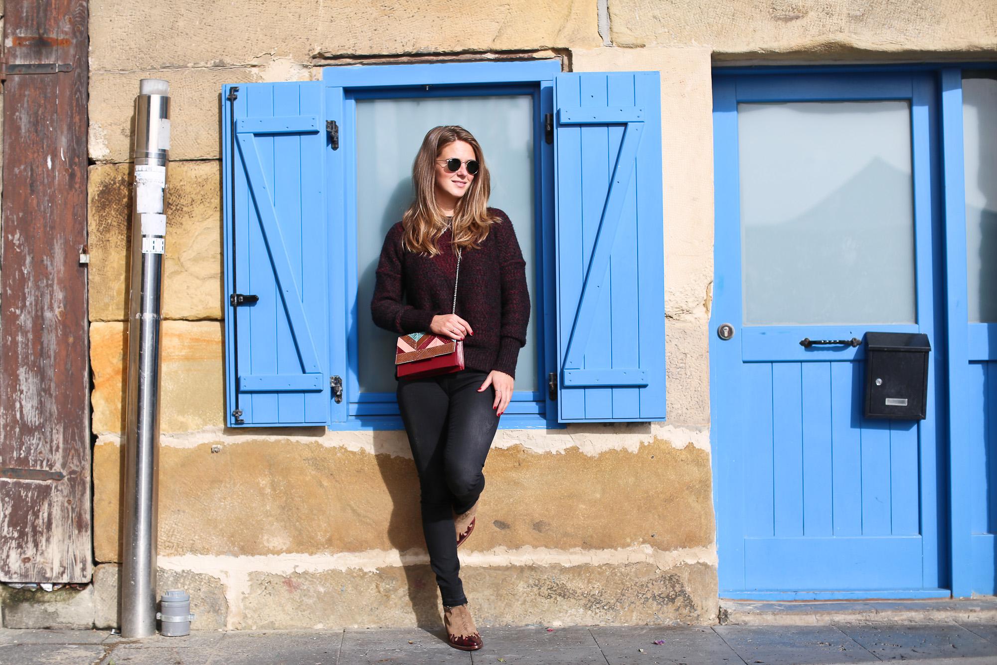Clochet_streetstyle_fashionblogger_zadig&voltaire_suedewesternankleboots_cowboyboots_aviatorjacket_titamadridespiga-8