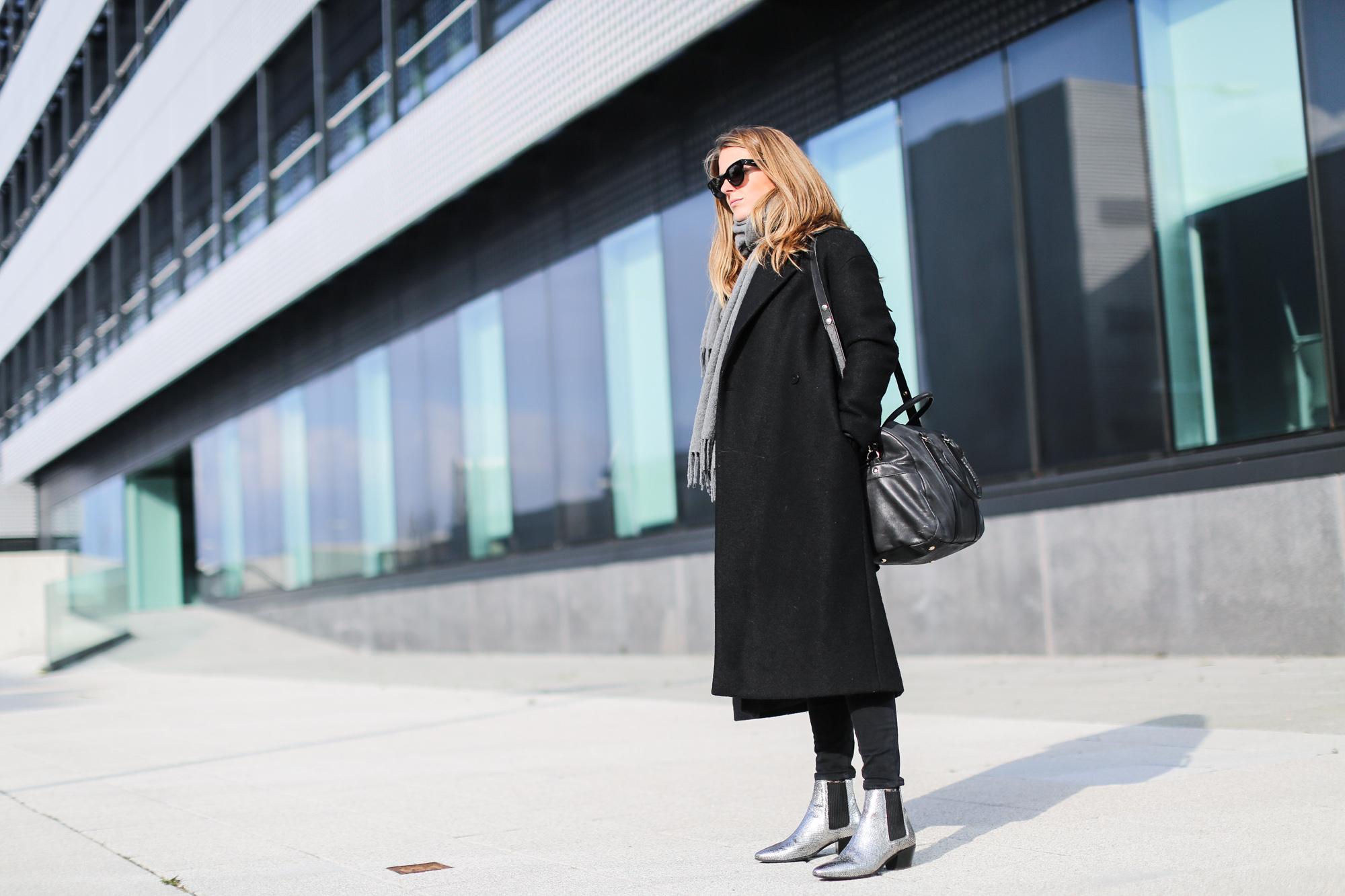 Clochet_streetstyle_fashionblogger_josefinabags_cosabrigolargolana_botinespielplateadosMaje_bufandaAcneStudiosCanada