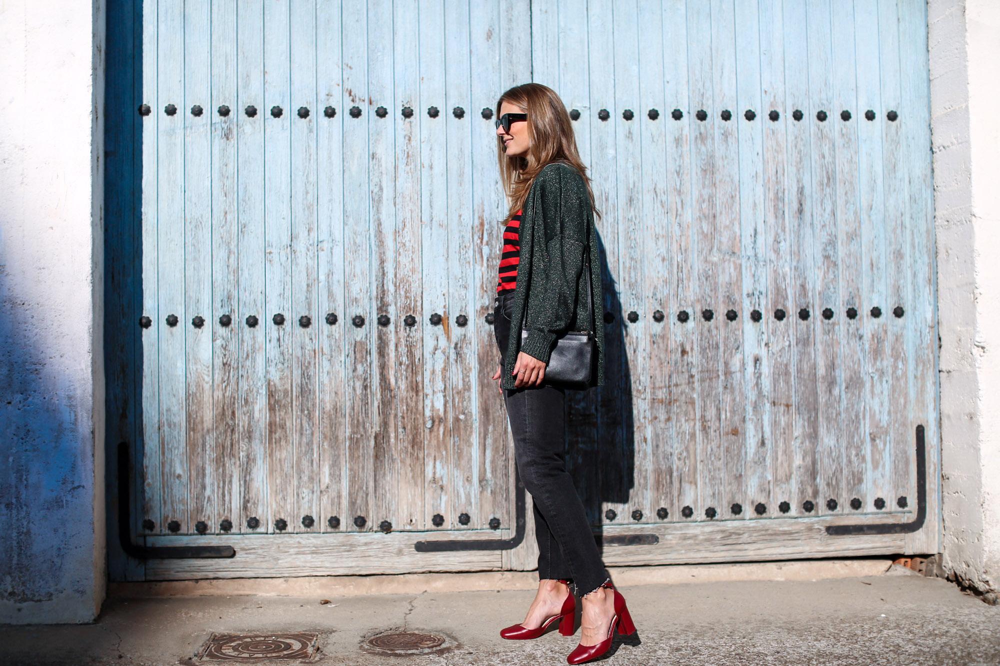 clochet_streetstyle_fashionblogger_zapatostaconrojospielzara_bolsotrioceline_momjeansh&m-4