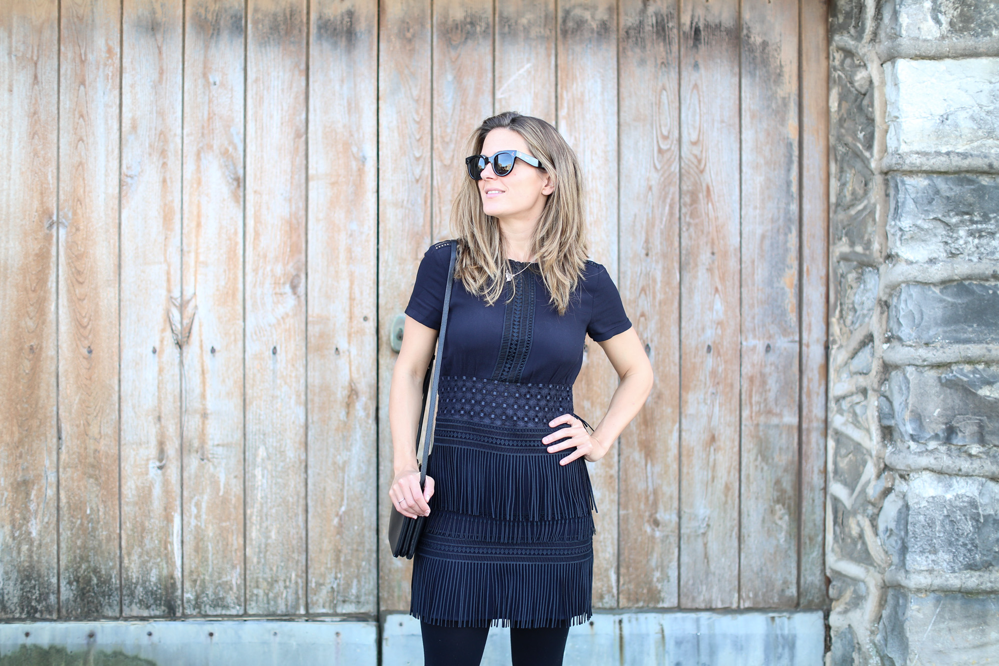 Clochet_streetstyle_fashionblogger_zapatosplanosbroguestachuelasPertini_vestidoMajeflecosReia-4