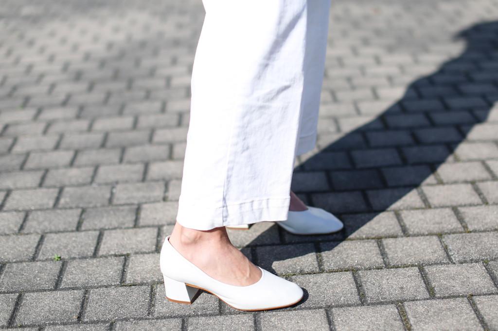 Clochet zapatos granny tacón medio zara