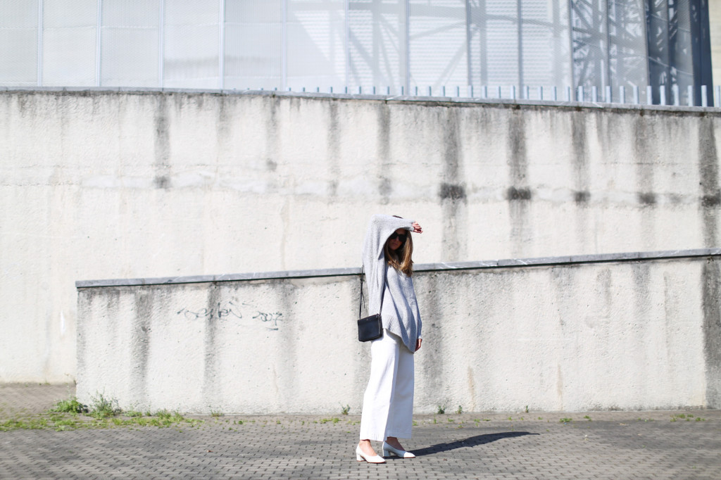 Clochet outfit minimal zara